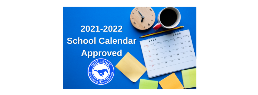 2021 - 2022 IISD Board Approved Calendar