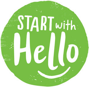 Start With Hello Week 9/23-9/27