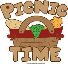 Family Picnic Friday 3/6 from 11 a.m.-1 p.m.