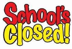 School Closure - Until May 4