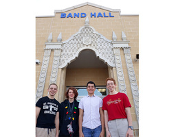 Region 14 Honor Band Selections
