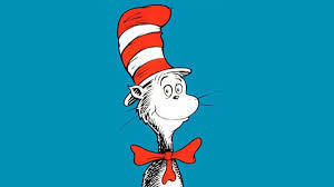 Dr. Seuss Week is Next Week 2/24-3/2