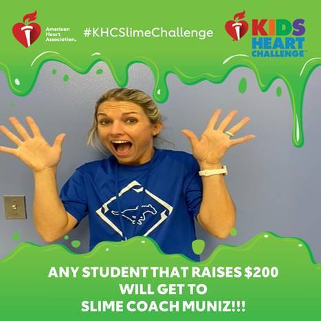 Kids Heart Challenge - Coach Muniz