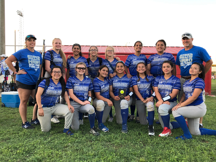 Congratulations to our softball team, they won 3rd Place at the Robstown tournament!
