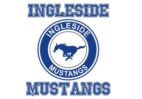 Ingleside Mustangs Graphic